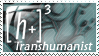 Transhumanism Stamp by Irkis