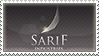 Sarif Ind. stamp by Irkis