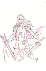 Lucina Sketch by ArtisticPhun