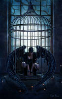 Black Crow by LilifIlane