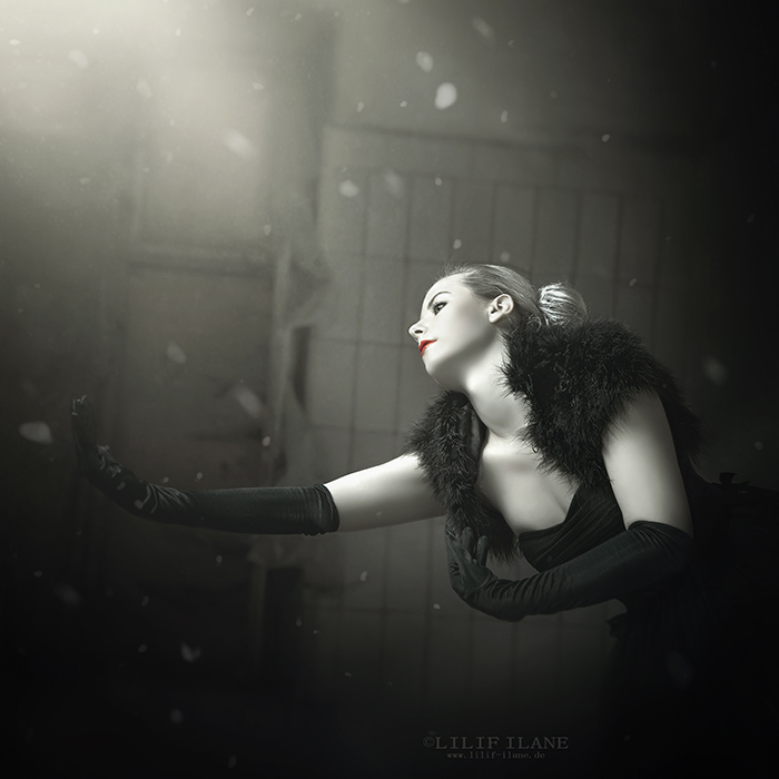 dark ballerina by LilifIlane