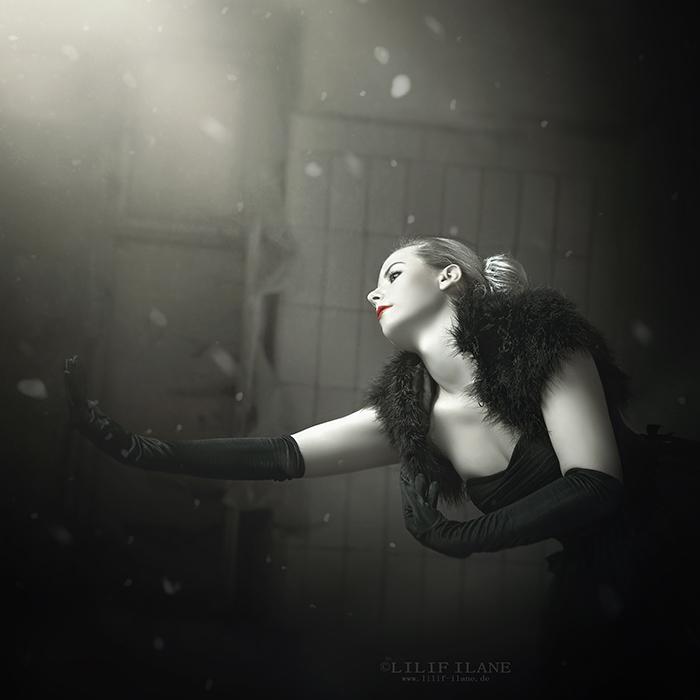 dark ballerina by LilifIlane