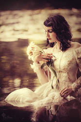 Ophelia by LilifIlane