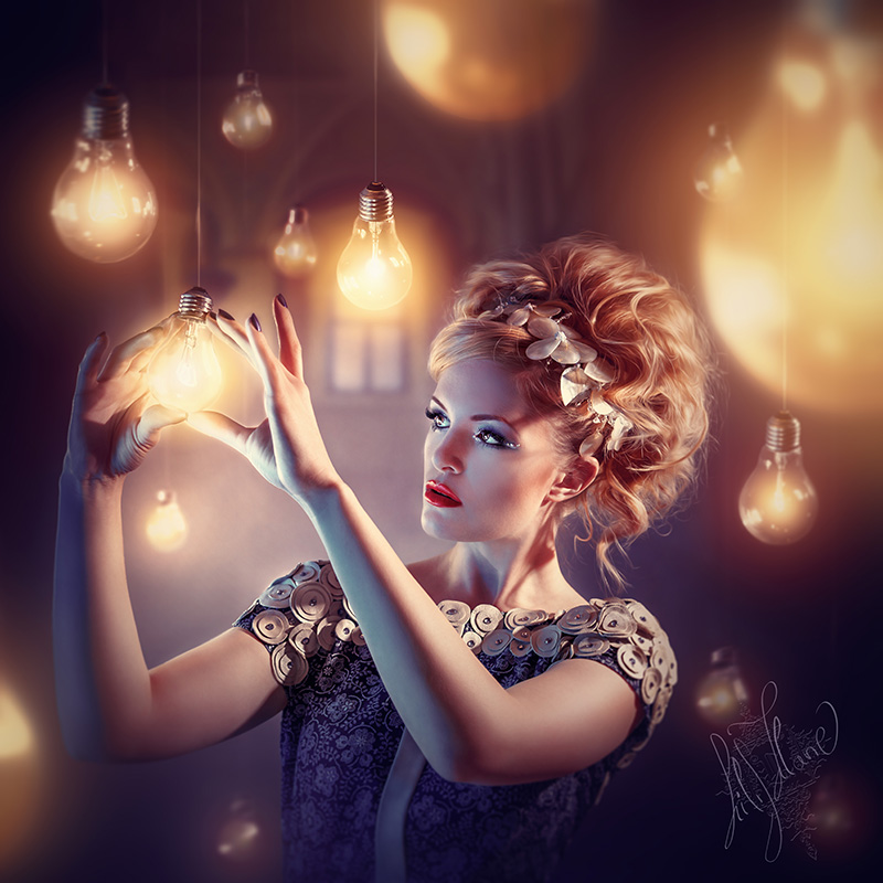 festive lights by LilifIlane