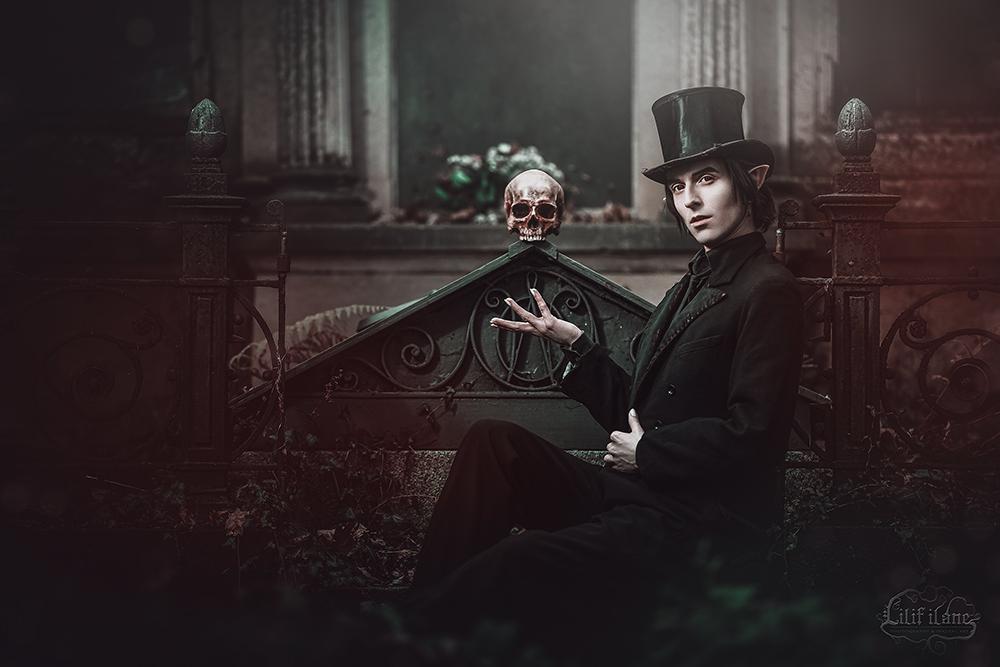 Der Totengraeber by LilifIlane
