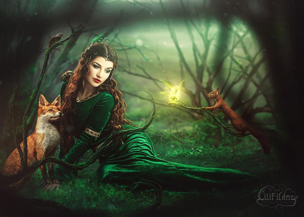 Green by LilifIlane
