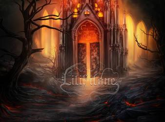 Gates of hell by LilifIlane