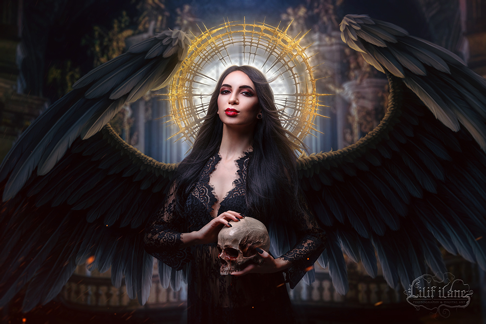 Dark Angel by LilifIlane
