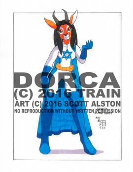 Dorca, in colors