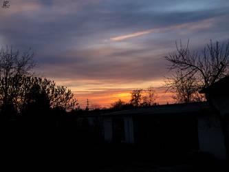 Sunset 4/17/12
