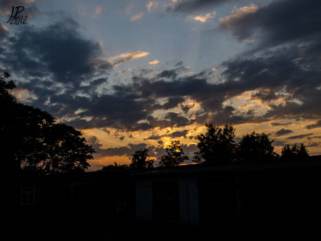 Sunset 5/19/12