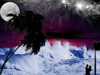 Paradise Nights by Merristuog