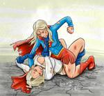SUPER FIGHT by brenibisestudio