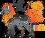 Fire Foo Dog Auction!: CLOSED