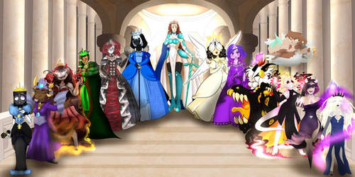 [collab] Gathering of the Queens