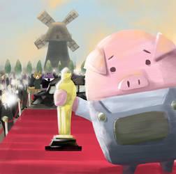 The Dam Keeper (gets the Oscar!)