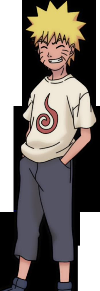Naruto kid smile by MrShinra on DeviantArt