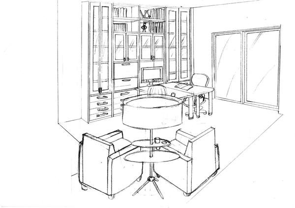 Beautiful Furniture Composition 11 By Mawee1034 ...