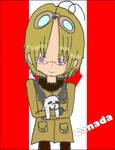 Canada Bookmark