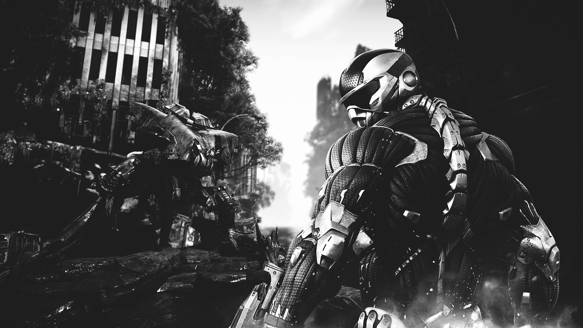 Crysis by GFX-3ngine