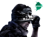 Call of Duty Ghosts Render