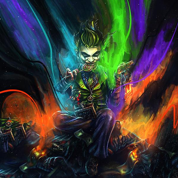 The Joker | Smudge