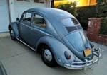 1956 Oval Window Bug
