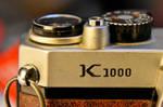 Pentax K1000 Controls