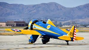 Boeing P-26 'Peashooter'