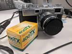 Nikon S2 Rangefinder by MotorCrazy