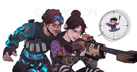 Mirage and Wraith
