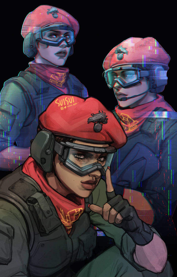 Double Trouble!! Drawing ALIBI