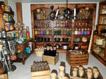 Dragon's Rest Castle- Storeroom