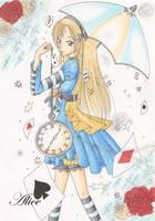 Alice by JannaChan