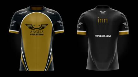 POLBIT ANGELS - esports jersey