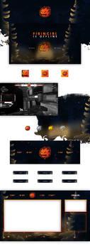firingirl - Stream Graphics and Overlay