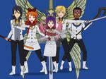 The Garou Squad