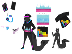 {Ref Sheet} Pixels