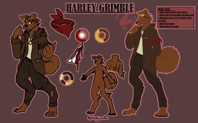 {Ref Sheet} Harley
