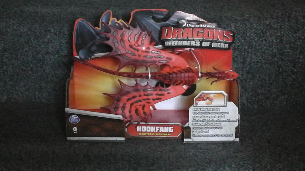 How to train your dragon hookfang figure by doctorjock on deviantart how to train your dragon hookfang figure by doctorjock ccuart Images