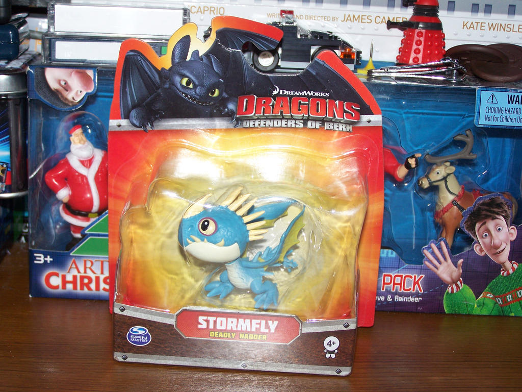 how to train your dragon mini figures