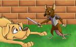 Rat and Dog