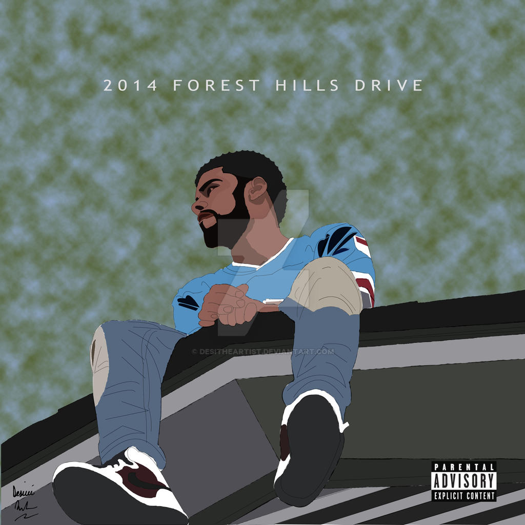 J Cole 2014 Forest Hills Drive By Desitheartist On