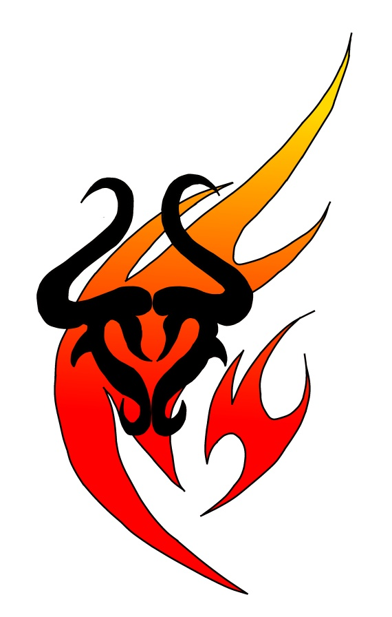 Taurus Tattoo Colored By Mordredlefay On Deviantart