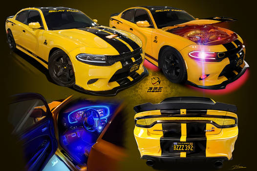 Special Charger Superbee Reference