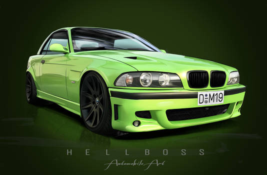 E36 for Owner