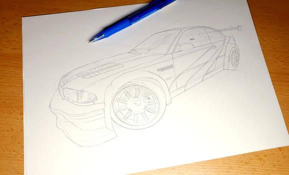 Sketch for Razor