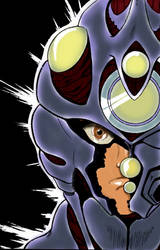 guyver by Majeed-Q8