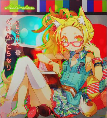 Neko Girl by Kawaii-Kurai