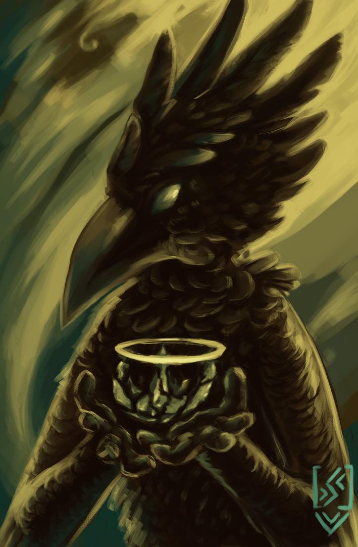 Birdman by Surover